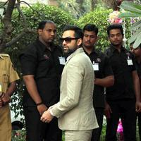 Abhay Deol - Celebrities at Ahana Deol and Vaibhav Vora Wedding Reception Photos