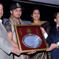 Yo Yo Honey Singh - Honey Singh launches book Top Celebrity Brands Photos