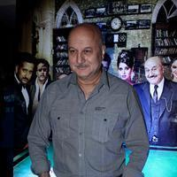 Anupam Kher - Trailer launch of film Gang of Ghosts Photos