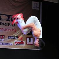 Vidyut Jamwal - Actor Vidyut Jamwal trains women in self defense