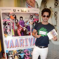 Himansh Kohli - DVD launch of movie Yaariyan Photos