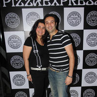 Models & Celebrities at Pizza Express fun filled event Photos
