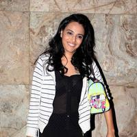 Swara Bhaskar - Special screening of film Gulabi Gang Photos