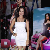 Ameesha Patel - Poster launch of film Desi Magic Photos