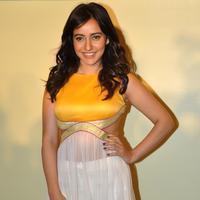 Neha Sharma - Lakme Fashion Week Press Conference Stills