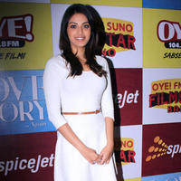 Anushka Ranjan - Ali zafar and Yami Gautam at Final Auditions of Love Story Again film Photos