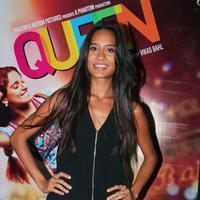 Lisa Haydon - Lisa Haydon & Kangana Ranaut promote their film Queen Photos