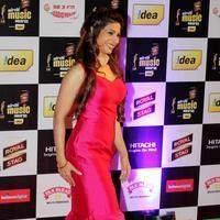 Tanisha Mukherjee - 6th Mirchi Music Awards 2014 Photos
