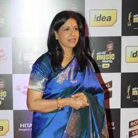 Kavita Krishnamurthy - 6th Mirchi Music Awards 2014 Photos