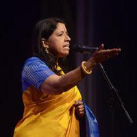 Kavita Krishnamurthy - Lakshminarayana Global Music festival 2014 Photos
