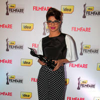 Priyanka Chopra - Press conference of 59th Idea Filmfare Awards 2013 Photos
