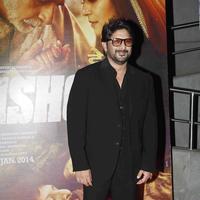 Arshad Warsi - Celebrities at The Premiere of film Dedh Ishqiya Photos