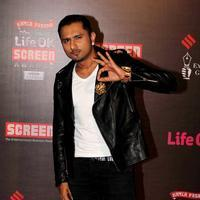 Yo Yo Honey Singh - 20th Annual Life OK Screen Awards Photos