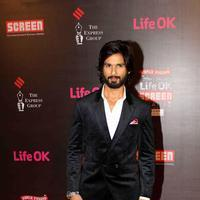 Shahid Kapoor - 20th Annual Life OK Screen Awards Photos