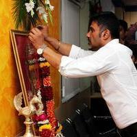 Sunil Shetty - Sunil Shetty inaugurates Dena Bank Branch Photos