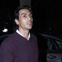 Arjun Rampal - Arjun Rampal meets Minister over elephant Sunder abuse case Photos
