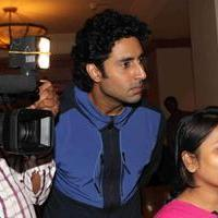 Abhishek Bachchan - Abhishek & Sonu shoot for Happy New Year Movie Photos