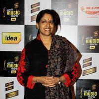 Kavita Krishnamurthy - Radio Mirchi Music Awards Jury Meet Photos