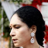 Heeba Shah - On location shoot of film Tere Ishq Mein Photos