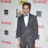Ayushman Khurana - 59th Idea Filmfare Awards 2013 Photos