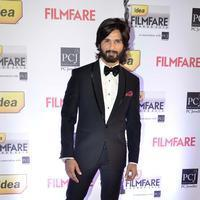 Shahid Kapoor - 59th Idea Filmfare Awards 2013 Photos