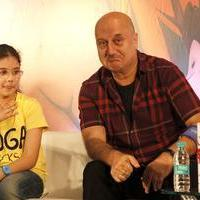 Anupam Kher - Launch of book Lost in the Woods Photos