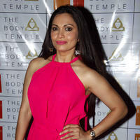 Maria Goretti - Opening of wellness Inch by Inch The Body Temple Photos