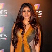 Tanisha Mukherjee - Colors Channel Party Photos