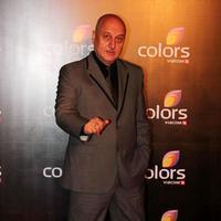 Anupam Kher - Colors Channel Party Photos