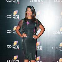 Mugdha Godse - Colors Channel Party Photos