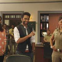 Jackky Bhagnani - Promotion of film Youngistaan on the set of FIR Photos