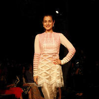 Ameesha Patel - Lakme Fashion Week Summer Resort 2014 Day 1 Photos