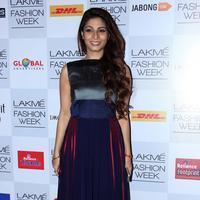 Tanisha Mukherjee - Lakme Fashion Week Summer Resort 2014 Day 1 Photos