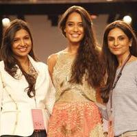 Lisa Haydon - Lakme Fashion Week Summer Resort 2014 Day 3 Photos