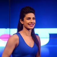 Priyanka Chopra - NDTV launches first dual channel Photos