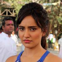 Neha Sharma - Promotion of film Youngistan on TV serial Nandini Photos