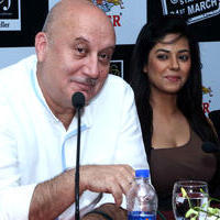 Anupam Kher - Promotion film Gang of Ghosts Photos