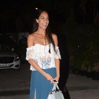 Lisa Haydon - Kangana Ranaut birthday party Photos