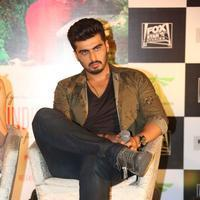 Arjun Kapoor - Finding Fanny Movie Promotional Event Photos