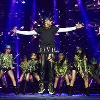 Yo Yo Honey Singh - Promotion of film Happy New Year at Washington Photos