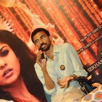 Sekhar Kammula - Nee Enge En Anbe Movie Trailer Press Meet Photos