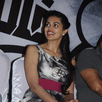 Salony Luthra - Sarabham Movie Press Meet Stills