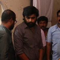 M Sasikumar - Director Ramanarayanan Passed Away Stills