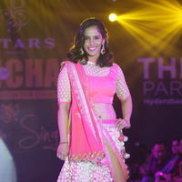 Saina Nehwal - Celebrities at Teach for Change Fashion Show Photos