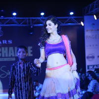 Isha Talwar - Celebrities at Teach for Change Fashion Show Photos