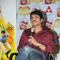 Nagarjuna Akkineni - Manam Movie Success Meet Stills   Picture 762432