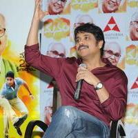 Nagarjuna Akkineni - Manam Movie Success Meet Stills   Picture 762437