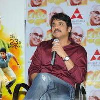 Nagarjuna Akkineni - Manam Movie Success Meet Stills   Picture 762438