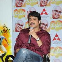 Nagarjuna Akkineni - Manam Movie Success Meet Stills   Picture 762440