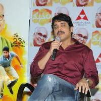 Nagarjuna Akkineni - Manam Movie Success Meet Stills   Picture 762447